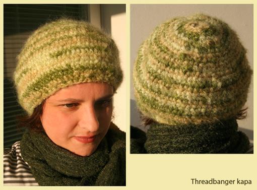 threadbanger chrochet hat