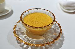 Mango and Pomelo Soup