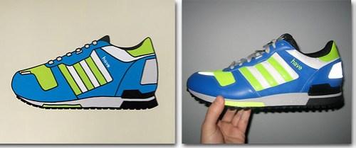 """Custom Adidas"""