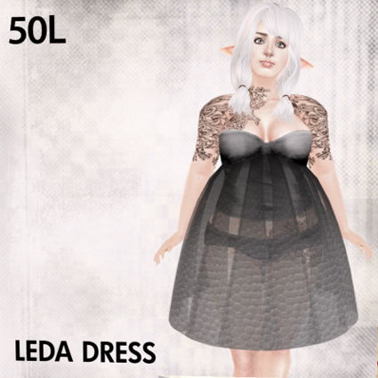 This Is A Fawn - 50L Week 8 - Leda Dress