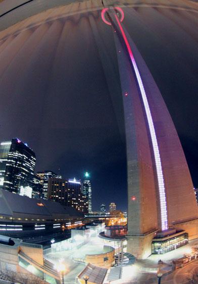 hotel view night 1
