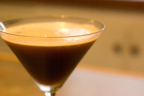 Heavenly Dram cocktail