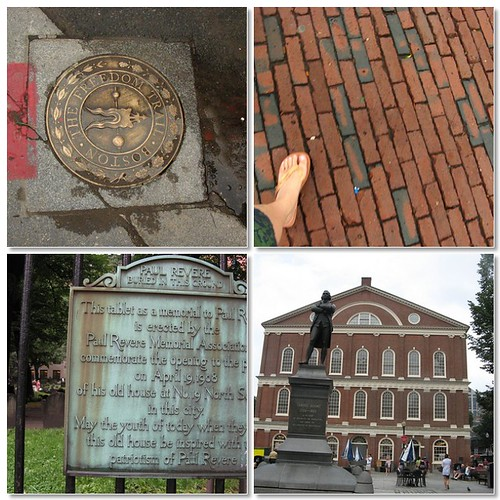 freedom trail trek