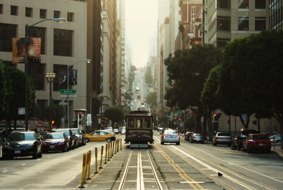 California Street (SFO)