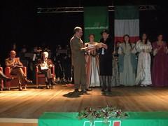 cerimonia donazione ristampa libro di coflenti