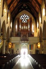 Montréal - Downtown Montréal: Cathédrale Chris...