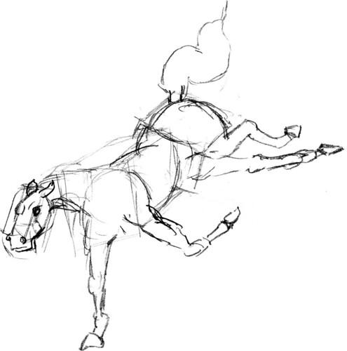 Horse Skeleton, part 5