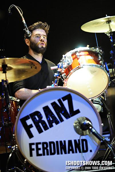 Concert Photos: Franz Ferdinand