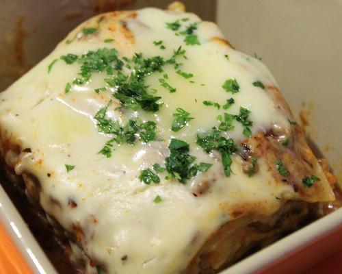 Seven-Layer Lasagna at Goodles