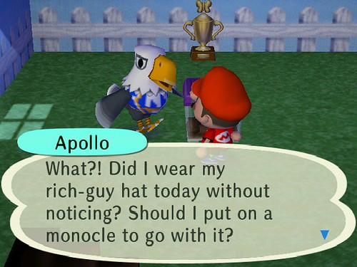 Stingy Apollo
