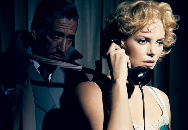 Dial M for Murder, 1954 - Charlize Threon