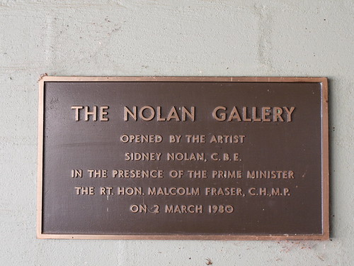 Nolan Gallery, Lanyon Homestead by ArchivesACT.