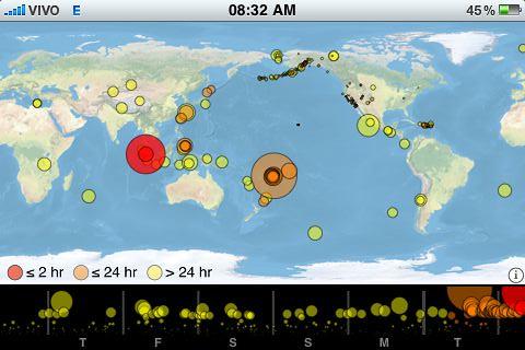 Terremotos e Vulcões, faz tudo estremecer...