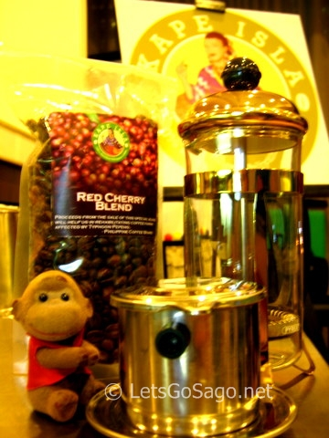 Kape Islas Red Cherry Blend