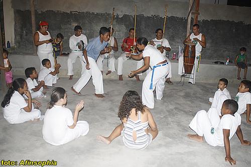 Capoeira Bantos 01 por você.