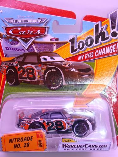 CARS Lenticular Nitroaide