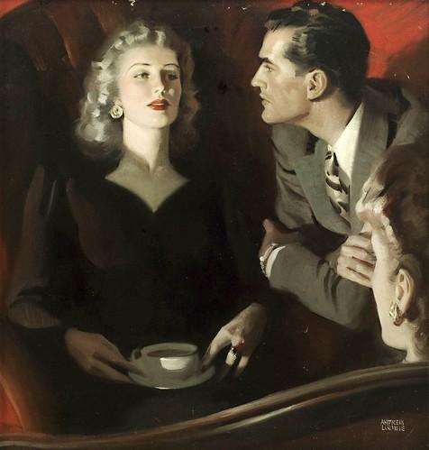 ANDREW LOOMIS (American 1892 - 1959)
