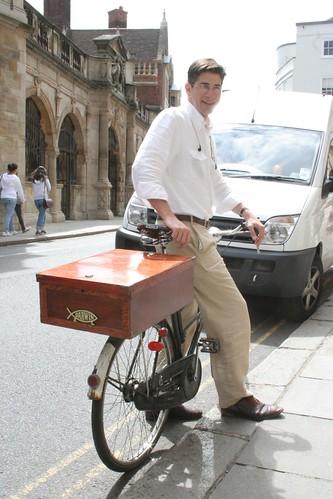 John van Wyhe, University of Cambridge
