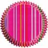 pink stripe liner