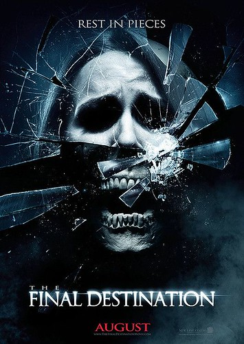 the final destination por ti.