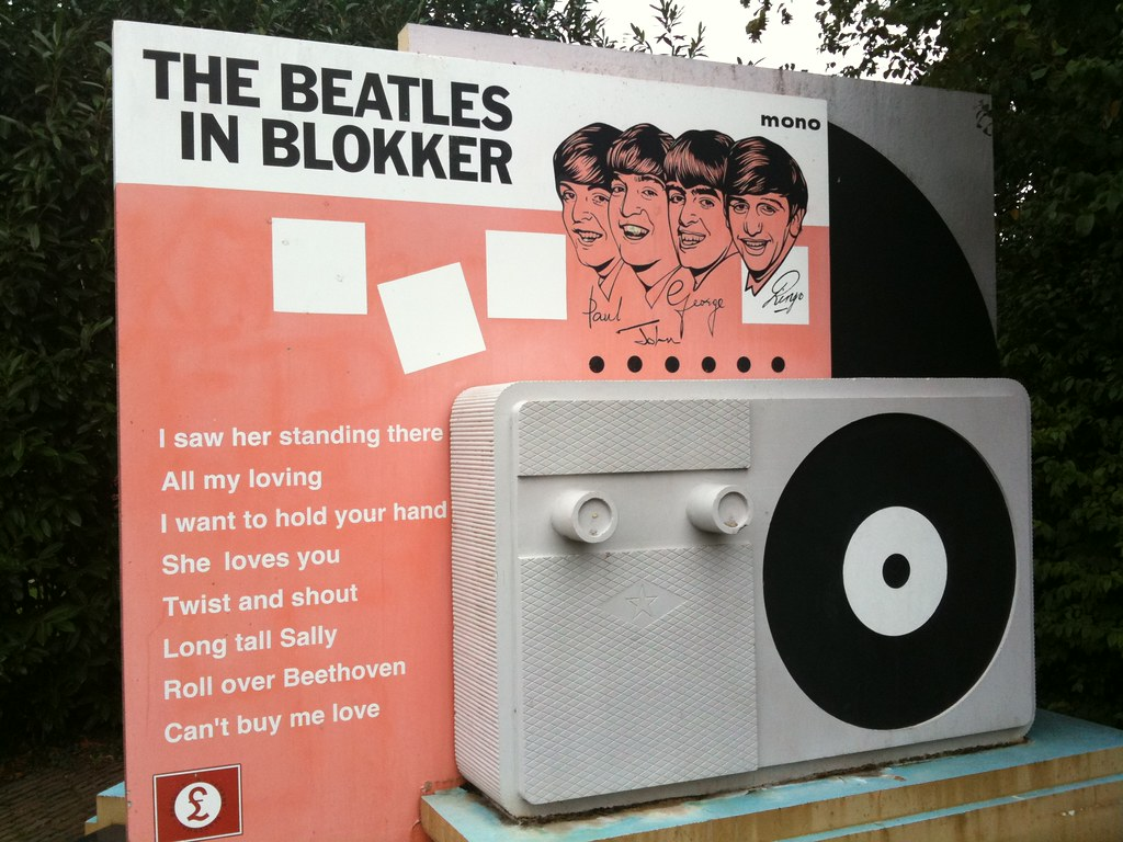 The Beatles in Blokker 2