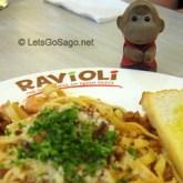 Ravioli is Fresh Pasta