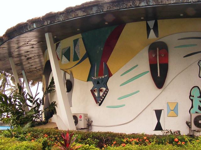 Abidjan - Hôtel Ivoire