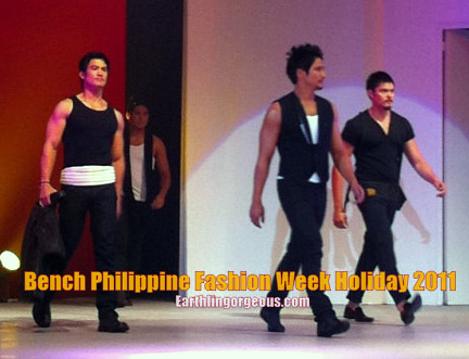 Bench Philippine Fashion Week Holiday 2011