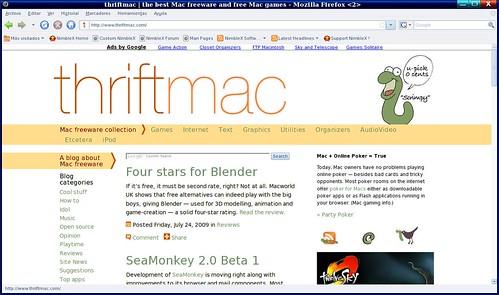programas fuente abierta para mac