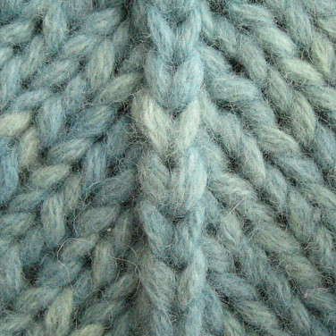 Knit Decreases: left-leaning, right-leaning, and centered
