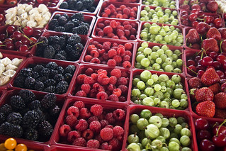 Berry Season in the Belle Province