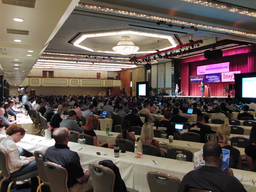 Affiliate Summit East 2009 Keynote from Julien Smith and Chris Brogan