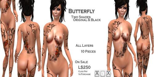 [HUZ]-Butterfly