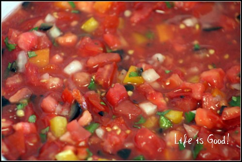 Homemade Salsa by you.