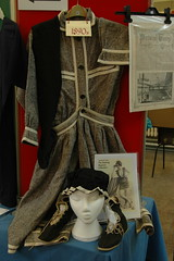 1890s Swimming Costume from Joan Gurneys collection