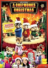 Mines Chipmunks Christmas 1