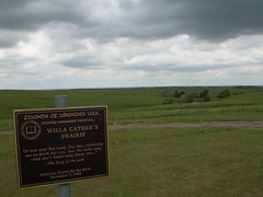 Willa Cather's Prairie, Nebraska