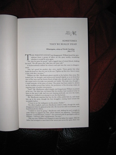 First page of the book.
