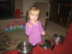 Her New Drums