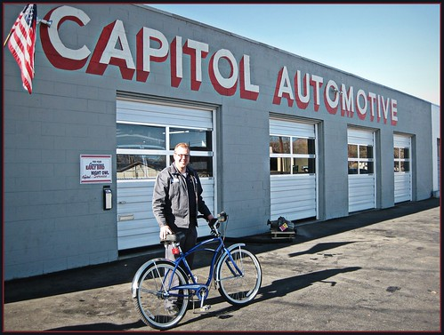Marcus @ Capitol Automotive