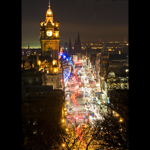 Princes Street Reopens