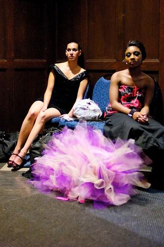 Saints and Sinners Fashion Show - Purple Pause