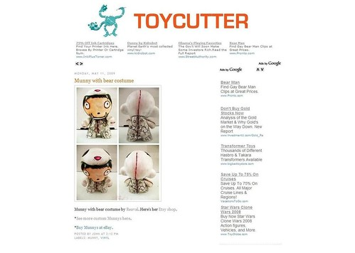 Toycutter Feature