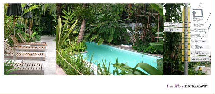 Thailand- Refill Now Hostel