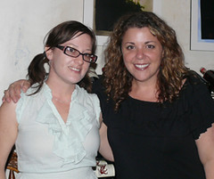 heather parlato and nicole daddio at CitySipLA