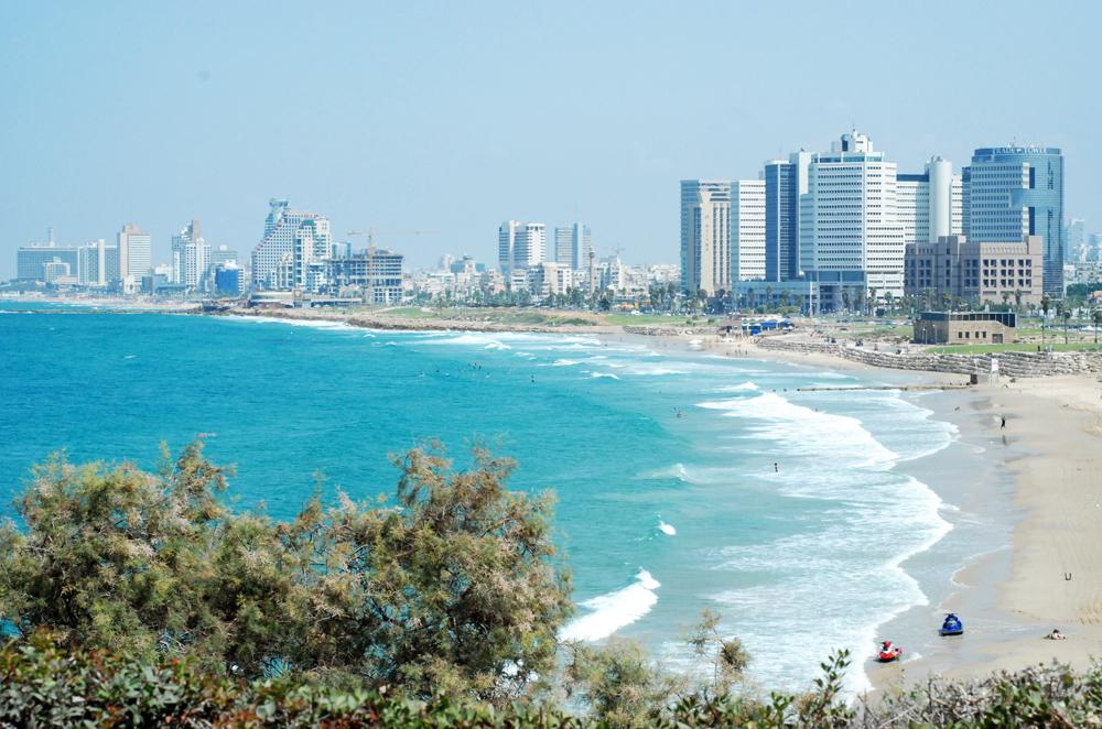 Mediterana și Tel Aviv-ul modern