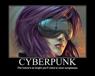 Cyberpunk Motivation