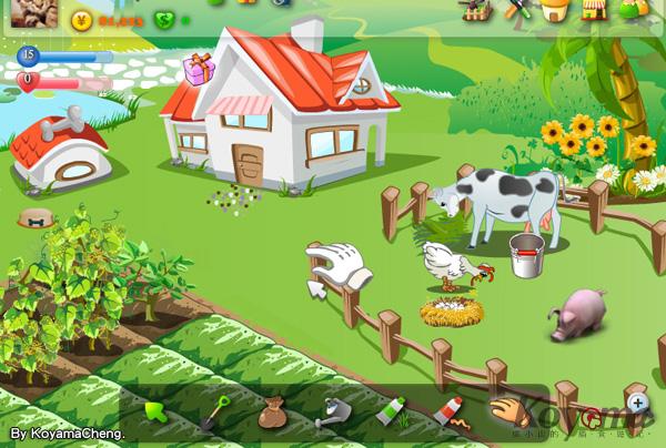 [分享]非死不可的五大開心農場。(本篇其實介紹了12個農場~圖多字多請慎入) - Mobile01