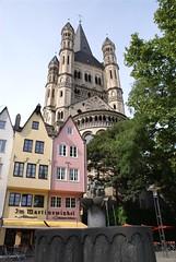 Köln - Gross St. Martin