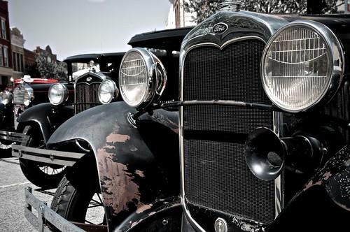 Model T Times Three by MatthewOsbornePhotography